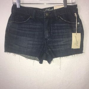 NEW Universal Threads High Rise Shortie Shorts 4